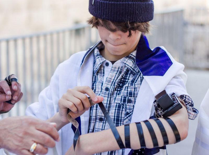 Barmitzvah in Israel