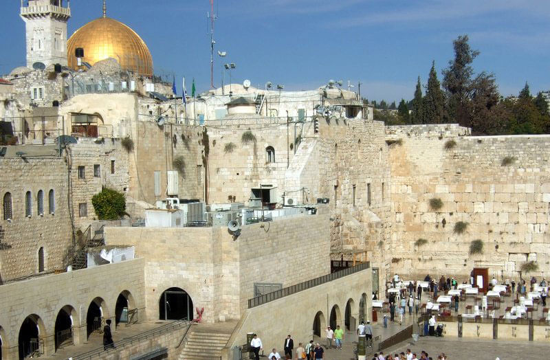 A Brief Israel History