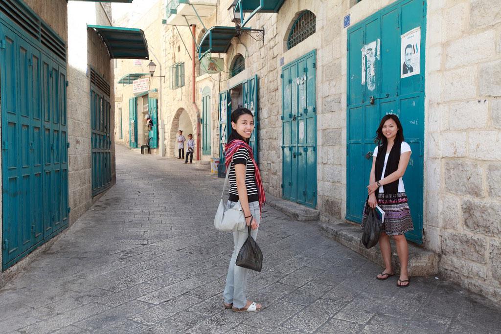 Nablus by kudumomo