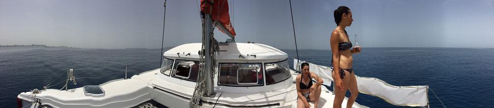 Catamaran Tours in Israel