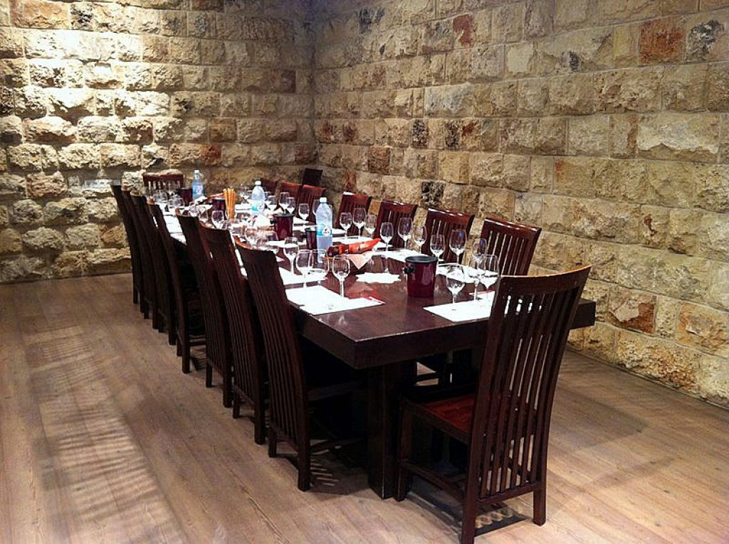 Israel Wines - tasting room
