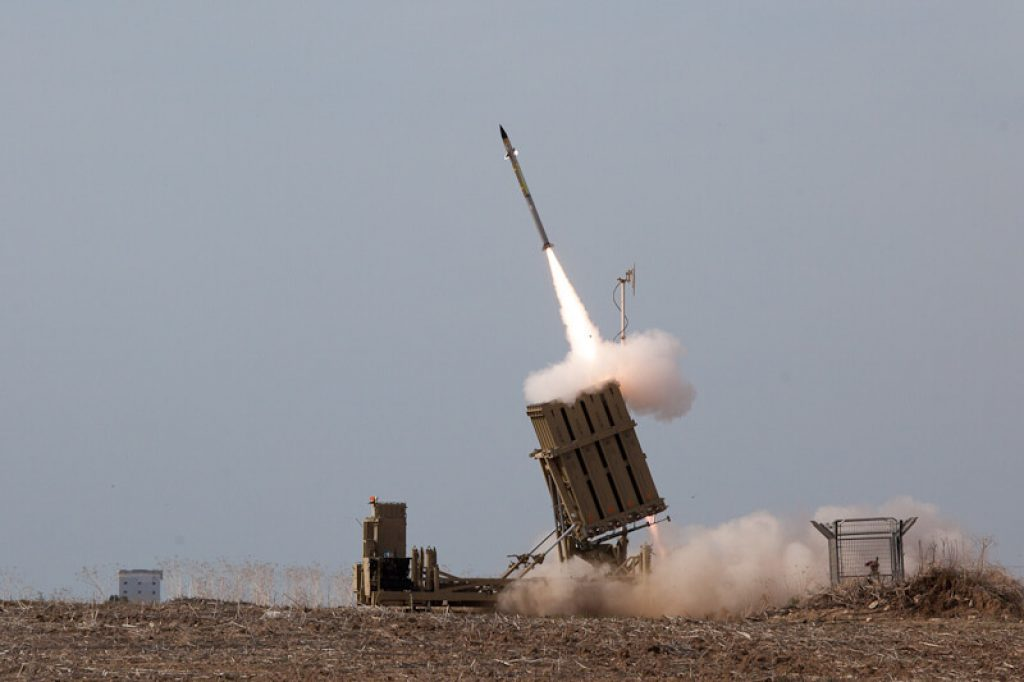 Iron Dome - Israel Defense Forces on Flickr