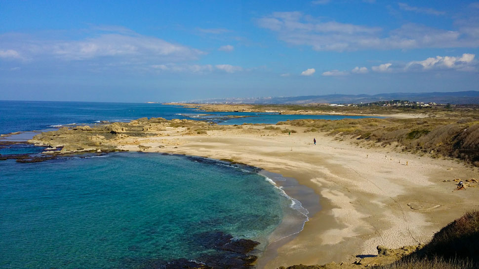 Israeli Beach -The Best Beaches in Israel