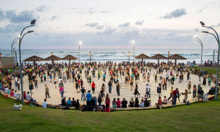 Israeli Folk Dancing <br>A Form of Dance Enjoyed by Thousands Worldwide