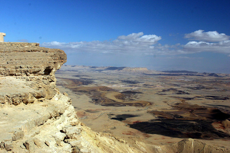 Mitzpe Ramon and Makhtesh Ramon