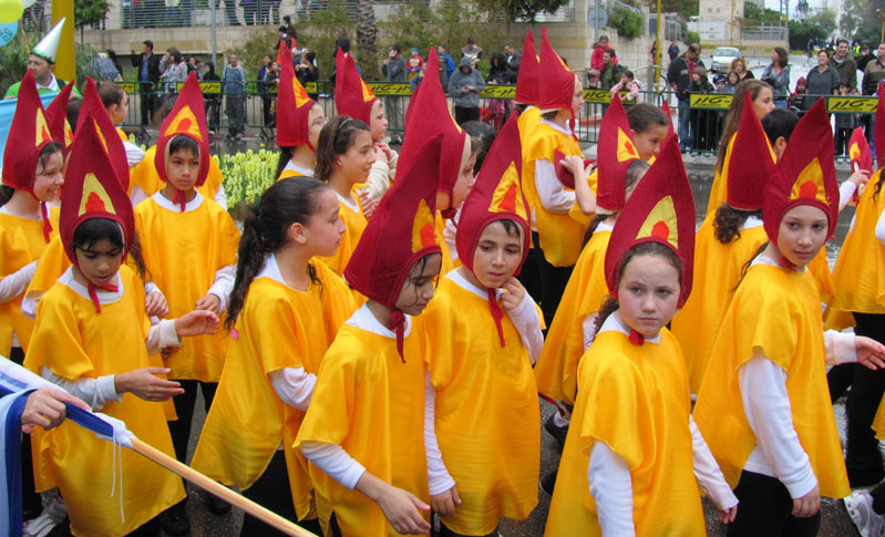 The Joyous Jewish Festival of Purim