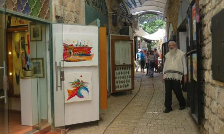 Safed Israel City of Kabbalah