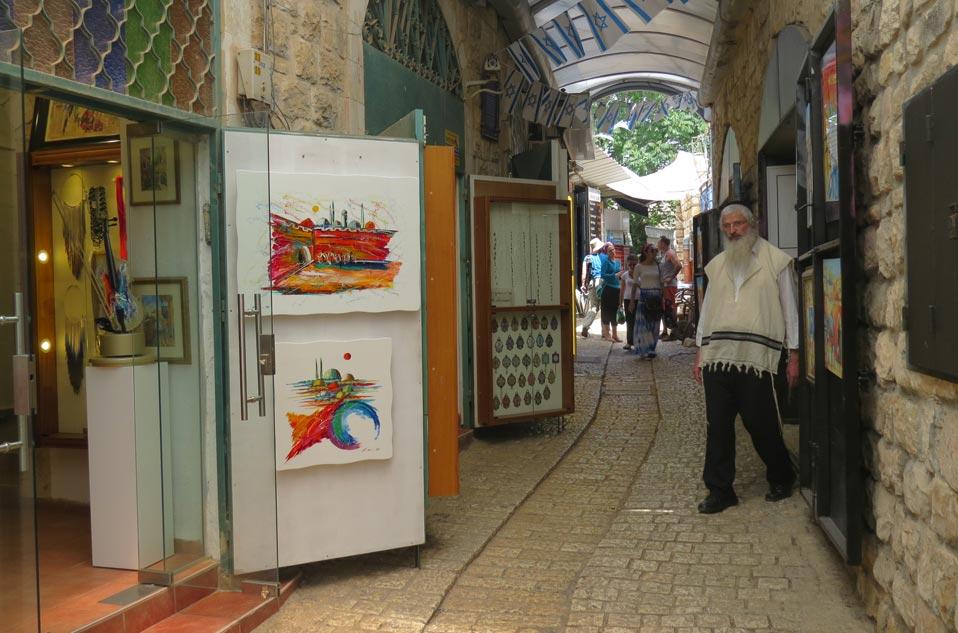 Safed Israel City of Kabbalah