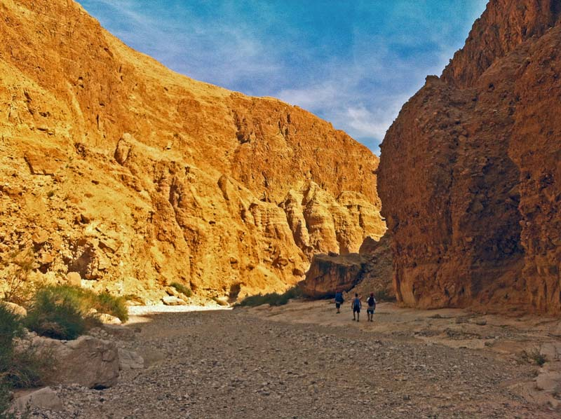Wadi Dargot - End of the Trail