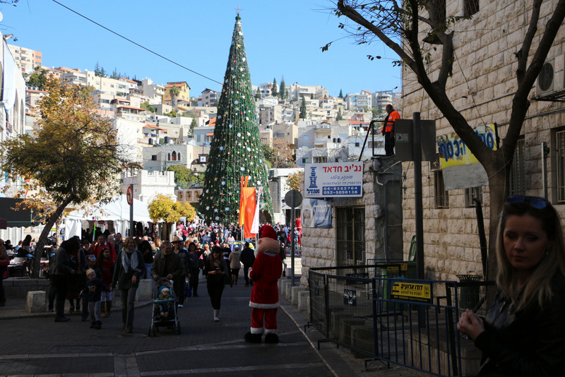 Christmas in Nazareth by Pelkons
