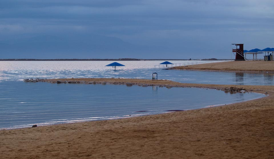 Ein Bokek Israel Resort at the Dead Sea