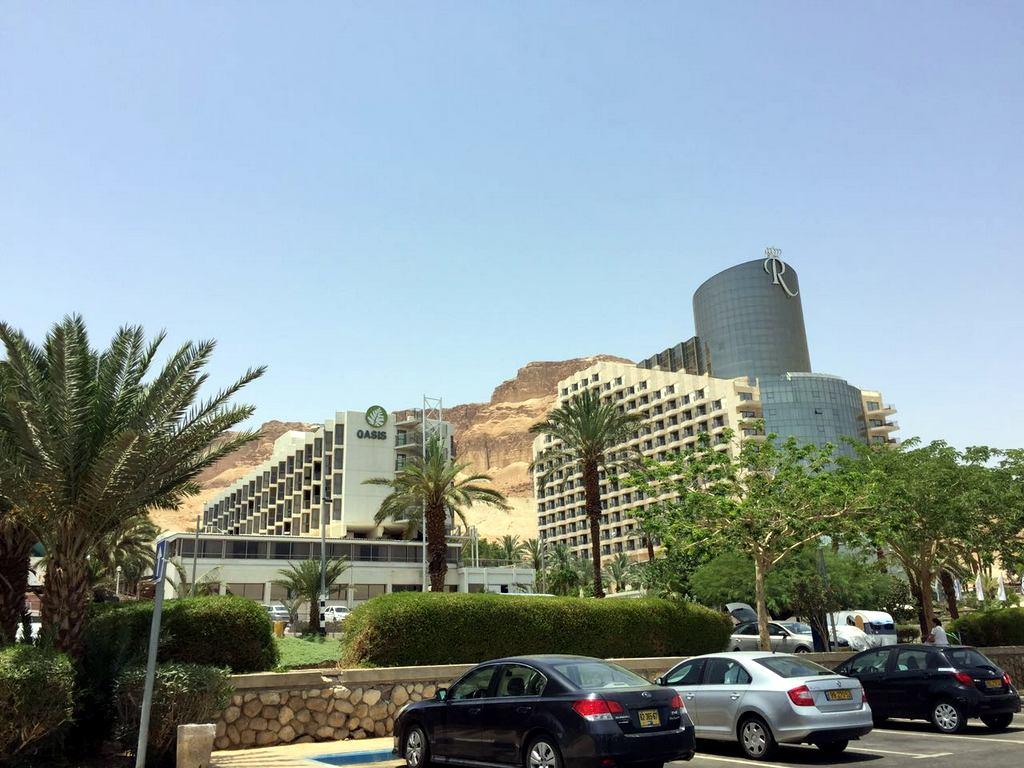 Dead Sea - Ein bokek - Hotels & Spas