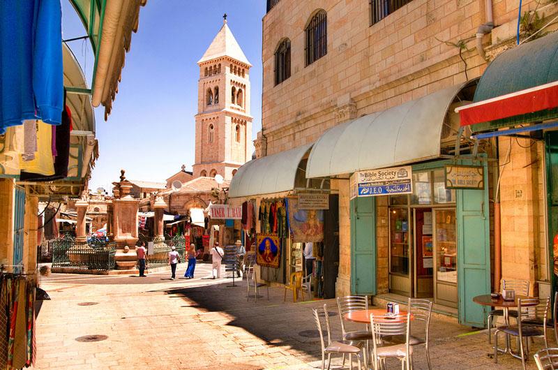 Lutheran Church of the Redeemer in Lutheran Church of the Redeemer in Jerusalem by Israeltourism on Flickrby Isaeltourism on Flickr