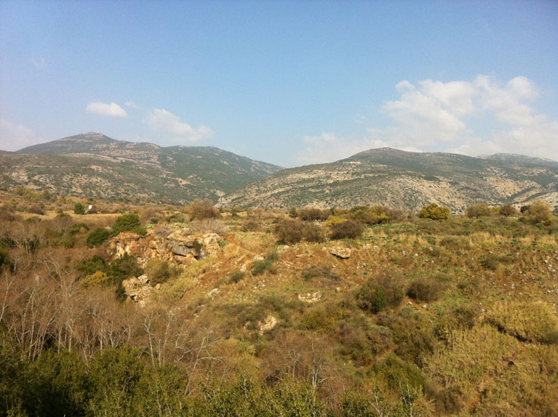 The Banias Waterfall and  Hermon Stream in a Day
