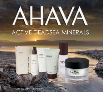 Ahave Dead Sea Products