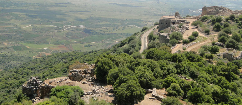 Northern Israel Jeep and Hiking Three Day Tour