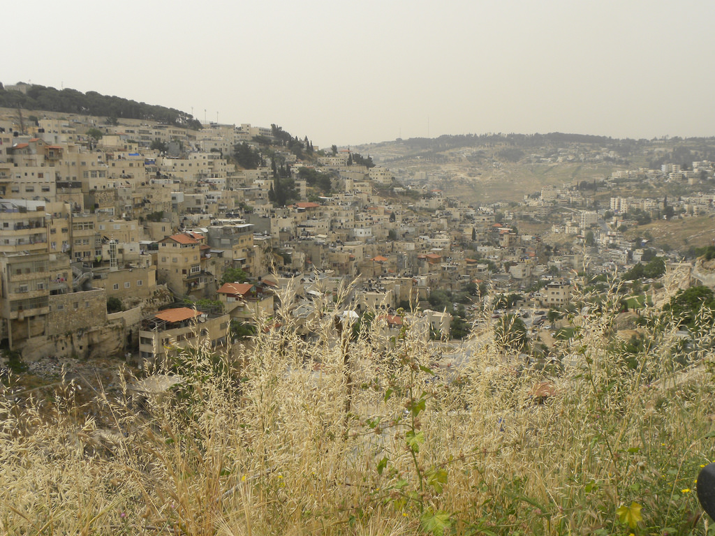 Silwan by Ian Scott on Flickr
