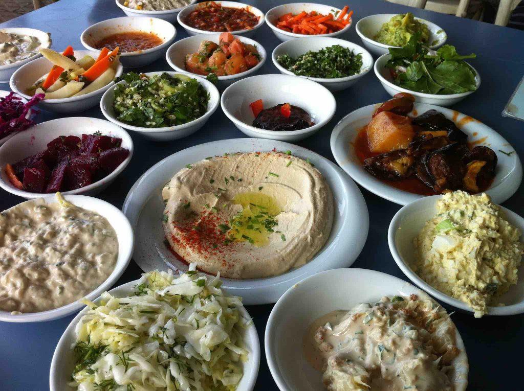 Israeli Salads by Jeremy Keith