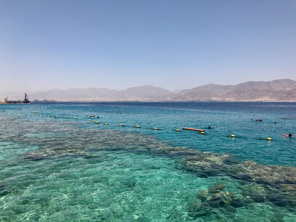 Eilat Sea